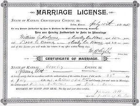 Marriage license lookup ny